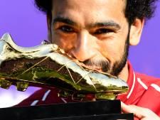 Salah alom geprezen, maar kan hij tippen aan Messi en Ronaldo?