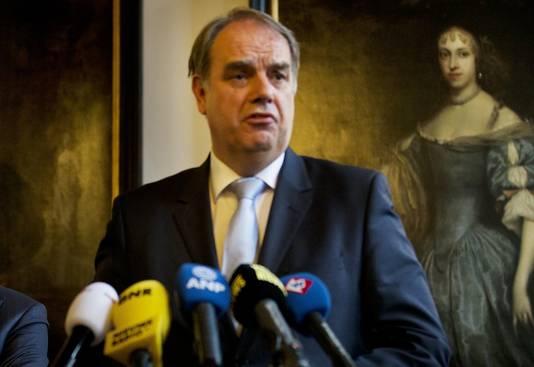 Burgemeester Bas Verkerk