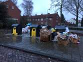 2 weken diftar in Enschede: overal rotzooi