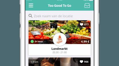 App tegen voedselverspilling nu ook in Aalst