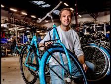Het succes van Swapfiets: van 40 naar 180.000 fietsen met blauwe voorbanden
