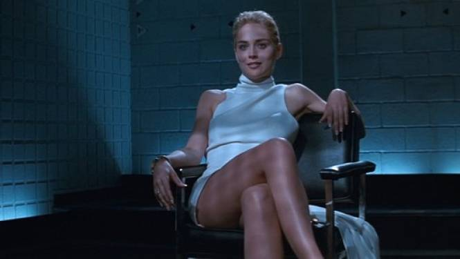 """De lockdown bleek niet zo'n grote verandering voor 'Basic Instinct'-ster Sharon Stone: """"Ik leid al meer dan twintig jaar een kluizenaarsbestaan"""""""