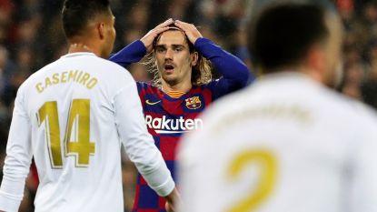 """Spaanse sportkrant: """"Real Madrid en Barcelona willen lonen drastisch reduceren"""""""