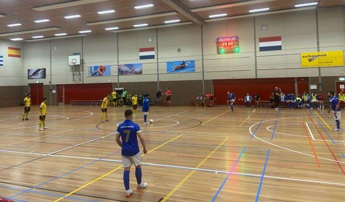 AGOVV verloor ook de tweede wedstrijd in de eredivisie tegen Be'79.