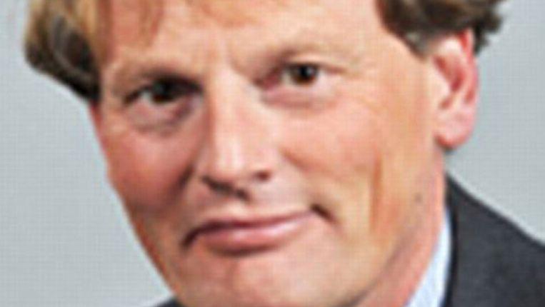 Nieuwe burgemeester van de fusiegemeente Medemblik, Frank Streng. Beeld