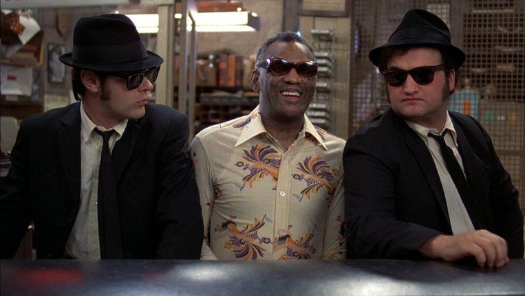 Beeld uit The Blues Brothers. Beeld .