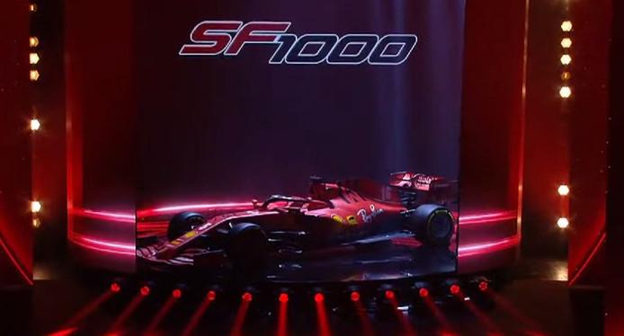 De SF1000.
