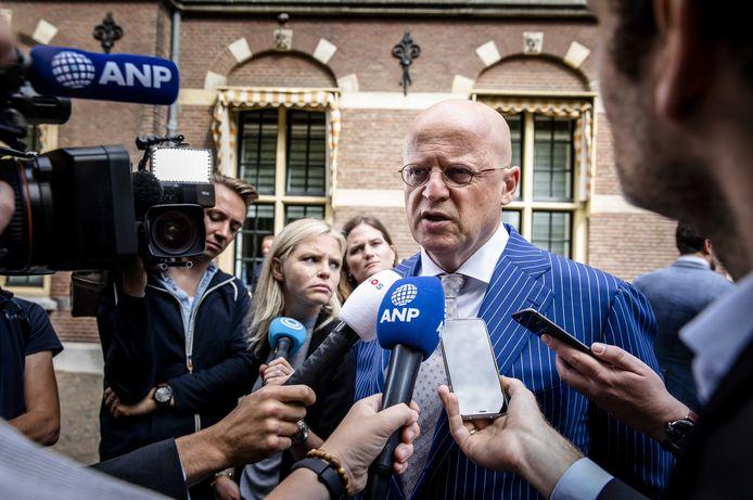 Minister Grapperhaus.