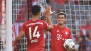 VIDEO. Bayern legt er zes in het mandje tegen Mainz, Verstraete en Bornauw vieren na late goal