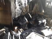 Vlammen sloegen uit Gerrie's appartement in Best: 'Het waren maar vijf plantjes'