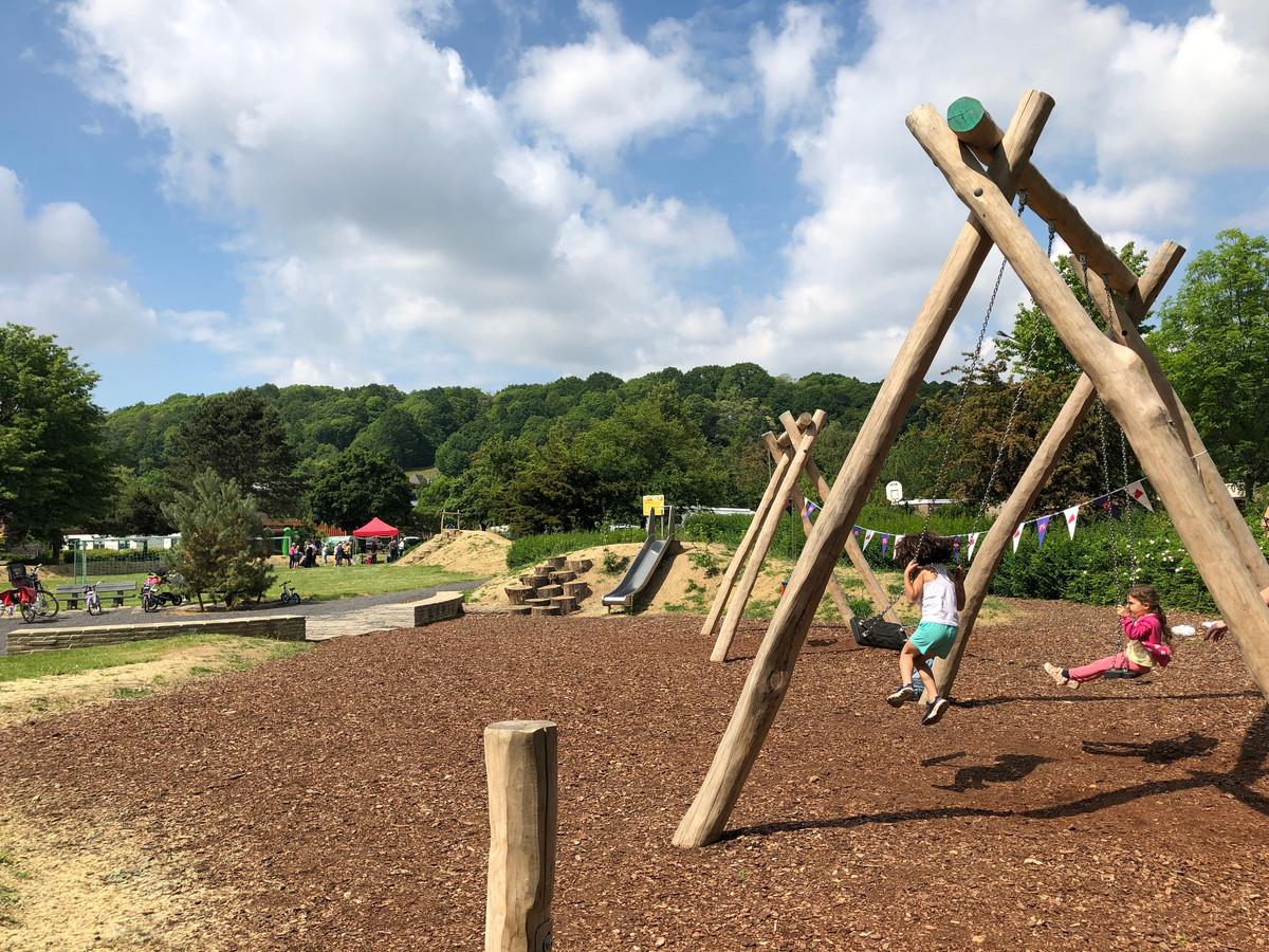 Vernieuwd speelterrein Genadedal in Kessel-Lo