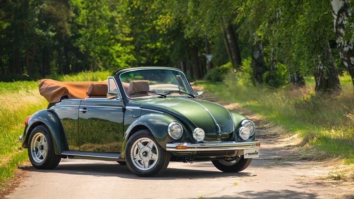 De eerste door VW zelf omgebouwde klassieker.