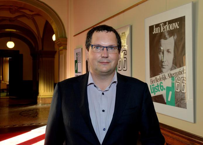 Rutger Schonis, Kamerlid D66
