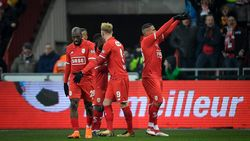 Stilstaande fases nekken KV Mechelen op Sclessin