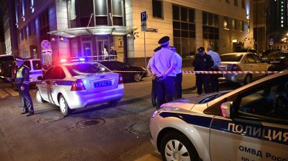 Onbekende man beschiet agenten in Moskou