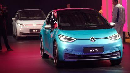 Volkswagen investeert tegen 2024 60 miljard euro in elektrische en zelfrijdende wagens
