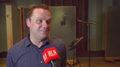"""""""We gaan ze vooruit duwen"""": Steve Tielens werkt volop aan zijn WK-lied"""