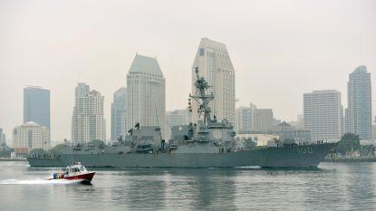 Tweede oorlogsschip VS van zee gehaald wegens uitbraak coronavirus aan boord