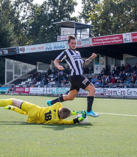 Gemert sluit jaar af met winst in Beverwijk en plekje in de top vijf