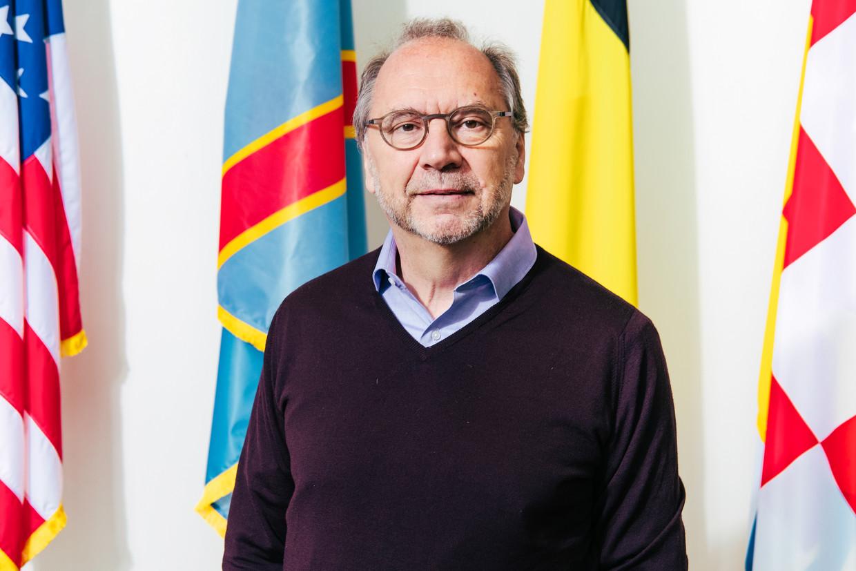 Peter Piot: 'Ik houd mijn hart vast voor de gevolgen van nepnieuws en nepwetenschap rond de klimaatverandering.' Beeld Damon De Backer
