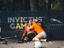 Eenbenig topsporter Edwin de Wolf uit Apeldoorn in actie bij Invictus Games
