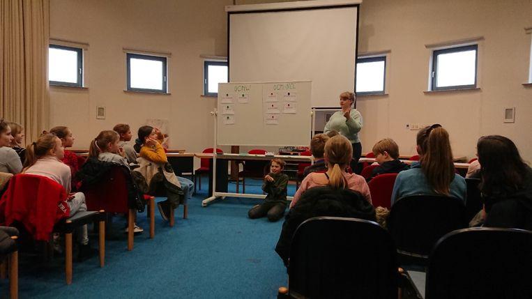 Het OCMW van Holsbeek trekt naar het lager onderwijs