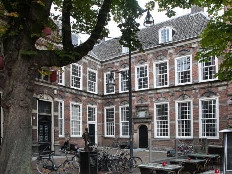 In dit rijksmonument in het centrum van Deventer komen 14 appartementen