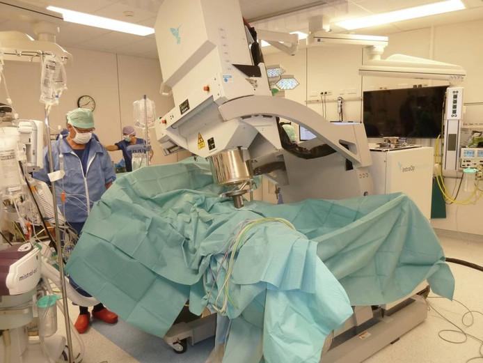 De Iort-operatiekamer van het Catharina Ziekenhuis Eindhoven.