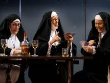 Ongehoorzame nonnen in een armzalig klooster