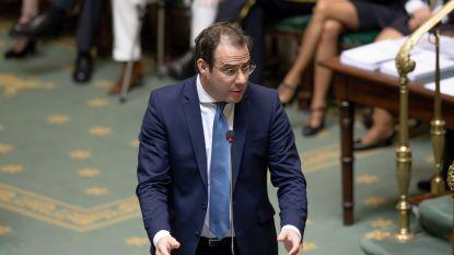 """David Clarinval (MR): """"Paars-groen met CD&V of nieuwe verkiezingen"""""""