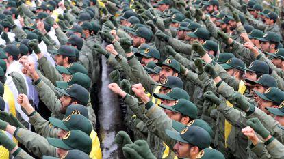 """Washington bestempelt Iraanse Revolutionaire Wacht als """"terreurorganisatie"""""""