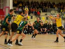 Tempo start moedig in Korfbal League, maar tank raakt leeg