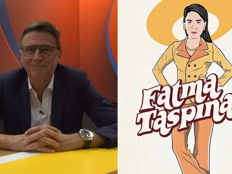 """Erik Van Looy: """"Fatma betekent vlekkeloos, hopelijk verloopt het ook vlekkeloos"""""""