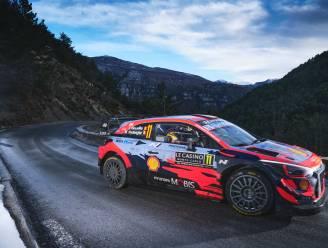 """Martijn Wydaeghe debuteert met podium in WK Rally: """"Thierry Neuville is op en top professioneel. Ik hou echt van zijn aanpak"""""""