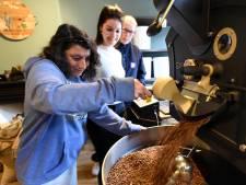 Koffieproject OverHoop begint na een jaar serieuze vormen aan te nemen