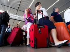Koffer inchecken wéér duurder:  verdubbeling in twee jaar