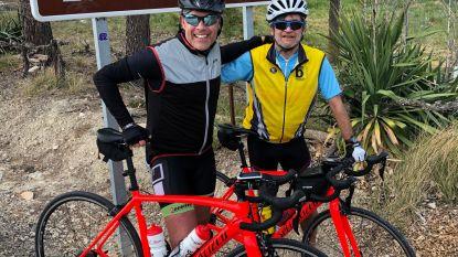 In het wiel van Eddy Merckx: 50 jaar na Tourzege Kannibaal leggen vrienden dezelfde 4.117 kilometer af