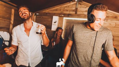 """Kobe Ilsen en Viktor Verhulst zorgen voor topfeestje op Tomorrowland: """"We draaiden Willy Sommers en K3, het publiek werd zót"""""""