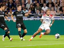 Bijrol voor Depay en Strootman bij grote zege Lyon op Marseille