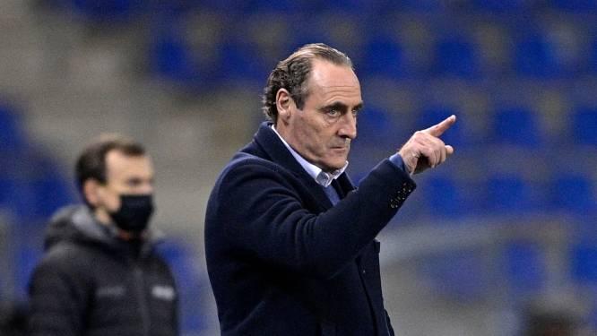 """Vanderhaeghe niet te spreken over start KV Kortrijk: """"We stonden erbij en keken ernaar"""""""