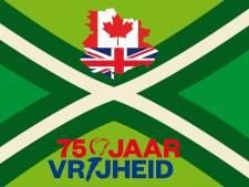 Vlaggenhandel lanceert vrijheidsvlag voor de Achterhoek: 75 jaar vrijheid