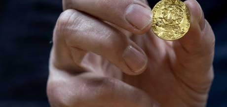 Zeldzame geuzenpenning levert 40 duizend euro op