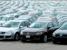 Massavernietiging van ruim 100.000 auto's in de VS