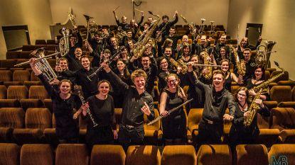 Antwerpse Studentenharmonie bekroont 7-jarig bestaan met Lenteconcert