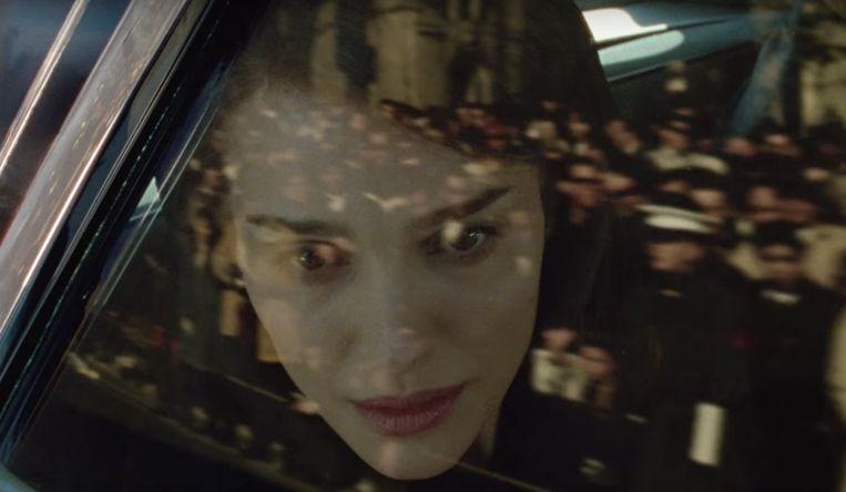 Natalie Portman in Jackie. Beeld