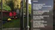 """""""Door warm en vochtig weer groeien gras en onkruid weelderig"""": Daarom zien de begraafplaatsen in Herzele er zo groen uit"""