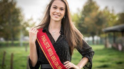 Stem Emily Van Eeckhoutte tot Miss België