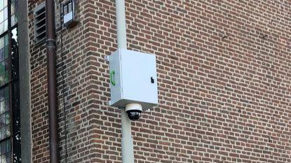 """Ook Aartselaar heeft nu bewakingscamera's: """"Vandalen zullen minder snel buiten de lijntjes kleuren"""""""