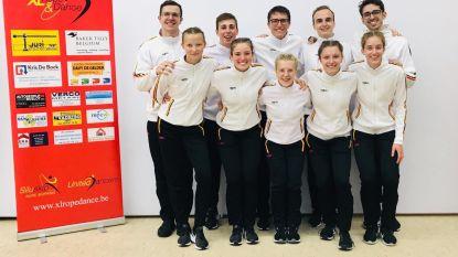 Ropeskippers Siluskip behalen medailles op EK in Oostenrijk