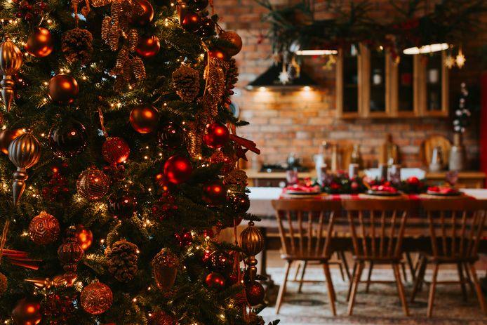 De meeste horecazaken richten zich op 'kerst bij de mensen thuis'.